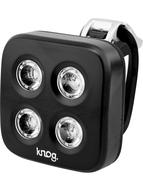 Knog Blinder MOB The Face Scheinwerfer weiße LED black